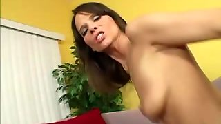 Syren Rides This Cock Hard