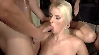 Orgy With Young Girls - 5