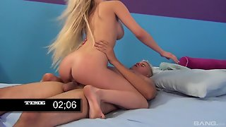 Horny Brianna Brooks And Her Friend Need Only One Long Pecker