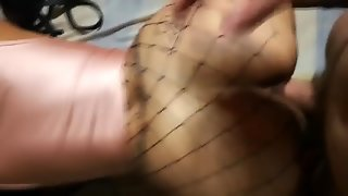 Pov Doggystyle Fucked In Fishnet Tights