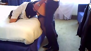 Anal Fuck In Hotel Room