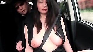 Asian Sex Amateur Girl Grabbed By Her Huge Tits And Fucked