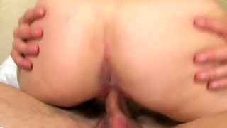Pink Teen Pussy Crammed With Rod