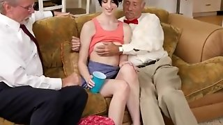 Old Goes Young Xxx Mistress She Ends Up