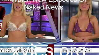 Naked News-March 17Th 2015