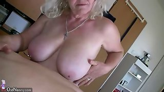 Grannies, Old Young, Threesomes, Hd
