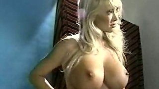 Busty Blonde Seduced Her Photographer