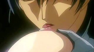Eaten Out Hentai Babe Fucked By A Big Cock
