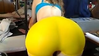 Big Ass, Masturbation, Masturbating, Masturbate, Teasing, Striptease, Booty, Butt, Strip, Big Boobs