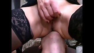 Tongue, Stockings, Blowjob, Milfs, Russian