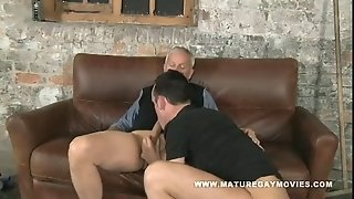 Hot Young Piece Of Ass Gets Fucked By Mature Cock