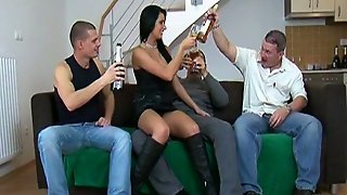 Cigany, Gruppen, Részeg Gang Bang, Amatör Gang Bang, Amatőr Realitykings