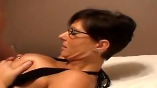 Titjob With Huge Assjob Cumshot
