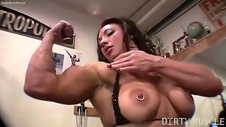 Muscle Masturbation, Masturbation In Women, Bodybuilder Female, Female Muscl E, Too Big For The Pussy, Her Pussy, Pussy Too Big, Toobigforher