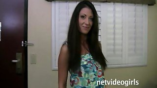 Netvideogirls Ashley Calendar Audition
