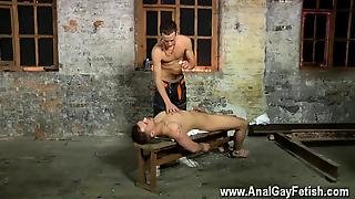 Twinks Xxx Luke Is Not Always Blessed Just Throating The Spunk From