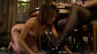 Bdsm Sex With Lesbian Bitches!