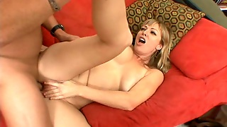 Busty, Blowjob, Blonde, Missionary, Pussy, Ass, Big Tits, Tattoo, Big Cock, Doggy, Hd