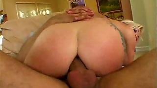 Pecker Food For Milf's Anal