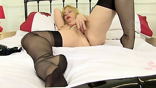 Roko Video-Solo Mature Lucy