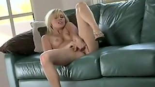 Brea Bennett Alone On The Couch - Free Sex Ca