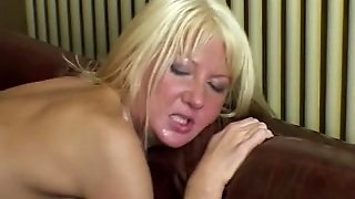 British Bar Maid Anal