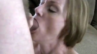 Blowjob Gilf Is A Great Lady
