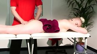 Hot Stunner Gets Cum Shot On Her Face Swallowing All Th