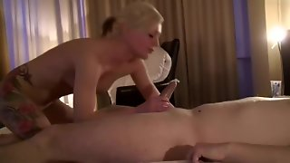 Straight, Small Tits, German, Cumshot, Amateur, Couple, Blonde, European