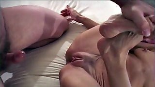Tiny Little Petite Anal Granny