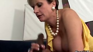 Cheating English Milf Lady Sonia Exposes Her Massive Br