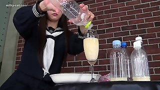 Great Cocktail For Japanese Teen