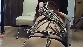 Subtitles Japanese Bdsm On A Leash With Anal Play