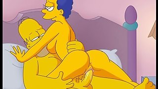 Simpsons Porn #2 Homer And Marge Have Fun