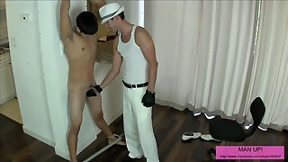 Ballbusting Male Mafia Ballbusting Emasculation Fetish Foot
