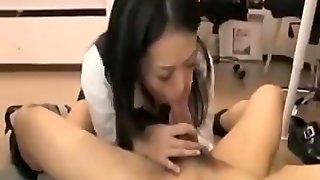Asian, Threesome, Group