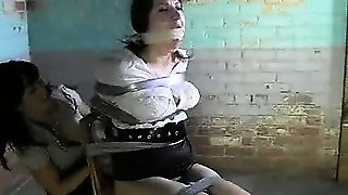 Sexy Gal Gore Bdsm And Submission