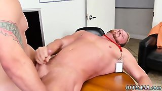 Gay Muscled Teen Porn First Day At Work