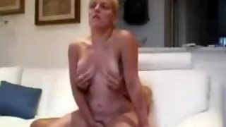Blonde Chick Hires Loverboy