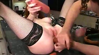 Audrey Hollander Extreme Penetrations