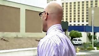 Johnny Sins Working Stiff