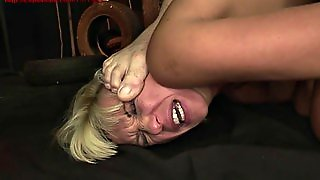 Milf Stuffed Hard. Bdsm Movie