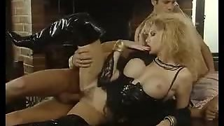 80S Porn Orgy With Huge Titty Babes