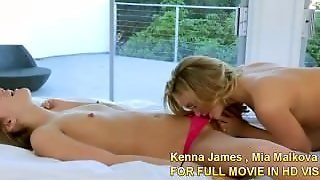 Kenna James , Mia Malkova , Real Wet