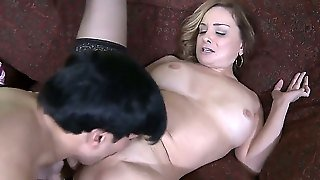 Anthony Rosano Gets Seduced Into Fucking By Rebecca Bardoux