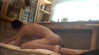 Hot Couple Caught By Sex Hidden Cam In The Living Room