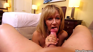 Hot Mom Sandra In Pov Anal