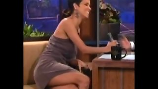 Halle Berry's Hot Crossed Legs