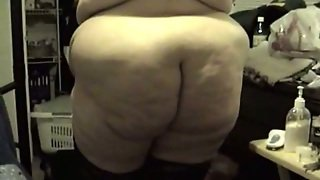 Bbw Solo Webcam Show