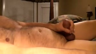Jerking While Watching Xhamster